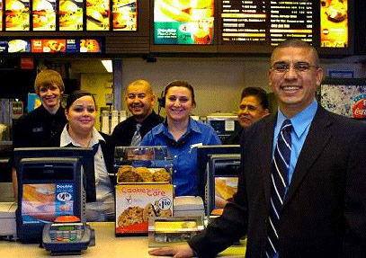 McDonald's Manager Earns Top Award