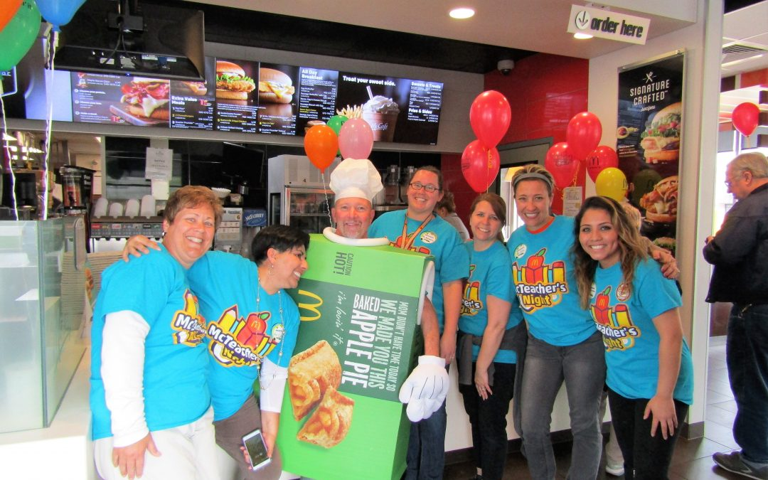McTeacher's Night District U-46