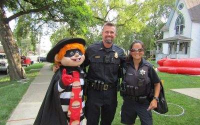 Elgin National Night Out 8-1-2017