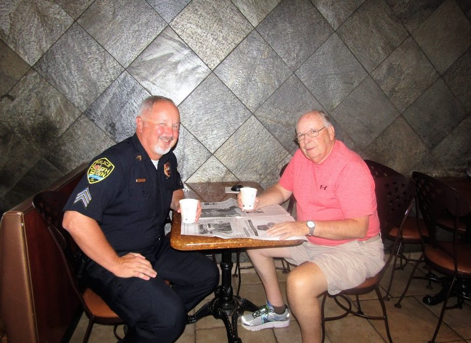 South Elgin Coffee With A Cop10/4/2017