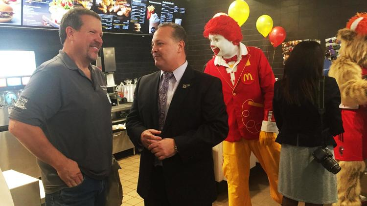 South Elgin McDonald's revamp offers 'experience of the future'