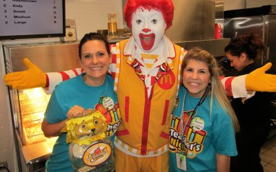 Churchill Elementary McTeacher's Night 12/7/2017