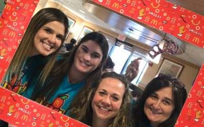 Stratford Middle School McTeacher's Night 9-26-2018