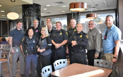 Elgin Coffee With A Cop 10-3-2018