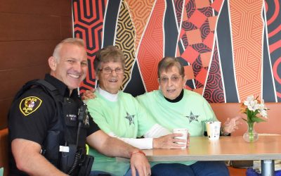 Elgin Cocoa With A Cop 10-11-18