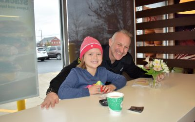Elgin Cocoa with a Cop 11-28-2018