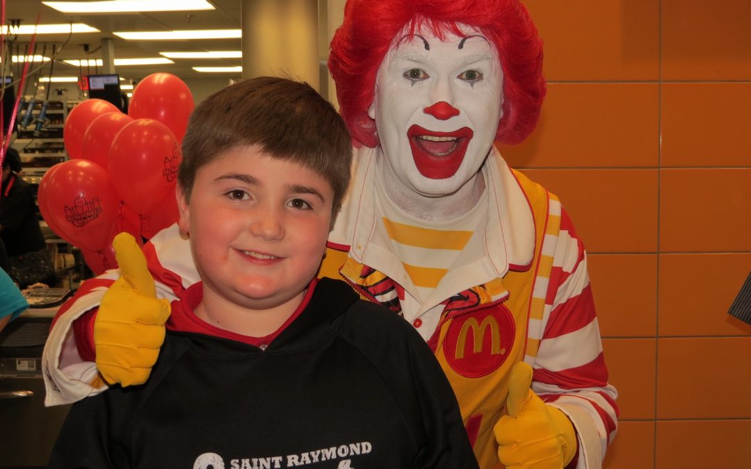 McTeacher's Night at the Mt. Prospect McDonald's