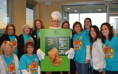 McTeacher's Night Fundraiser to help Divine Providence Catholic School
