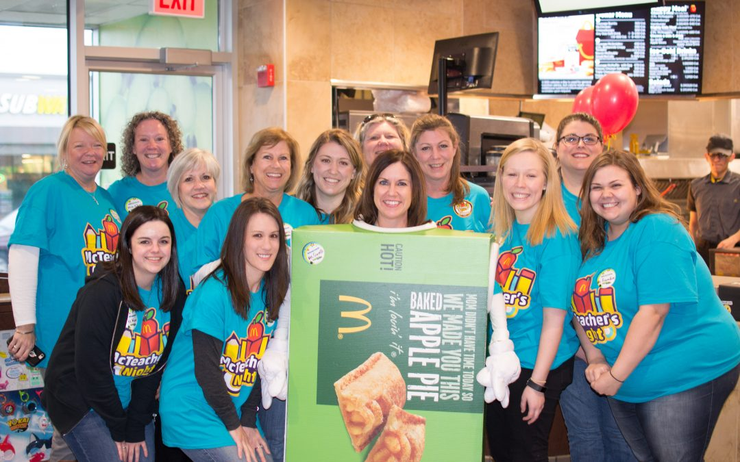 Divine Providence McTeacher's Night 1-30-18