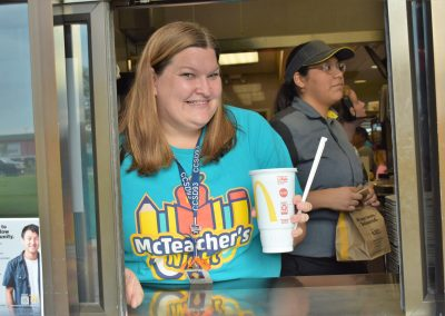 McTeacher Night