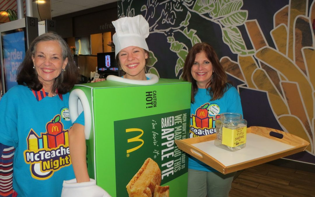 St. Alphonsus McTeacher Night 9-6-2018