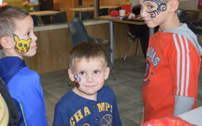 Westchester Face Painting 11-3-2018
