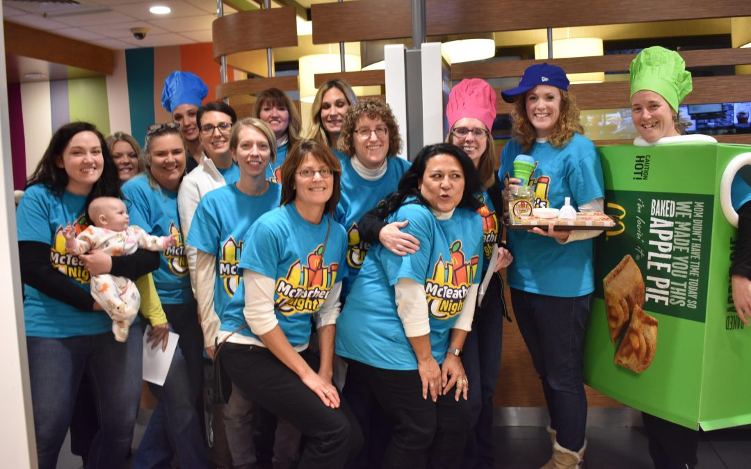 Maple Elementary McTeacher's Night 11/8/2018