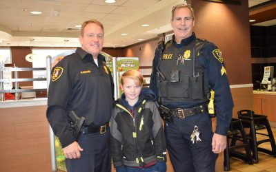 Cocoa with a Cop 11-7-2018