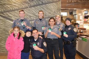 Hoffman Cocoa With A Cop