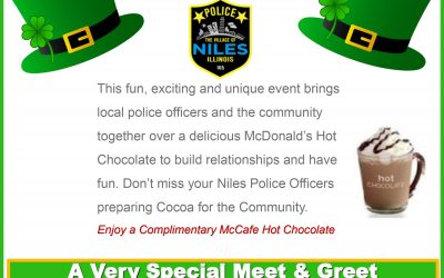 Cocoa With A Cop Niles