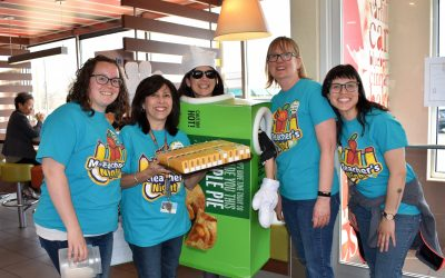 Century Oaks Elementary McTeacher Night