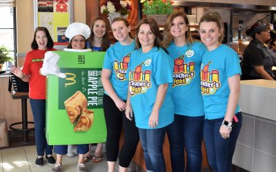 Western Trails Elementary McTeacher Night