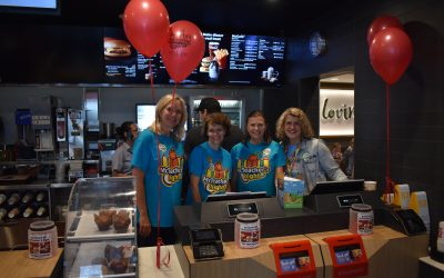 Stratford Middle School McTeacher Night